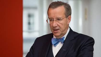 Якщо ми не допоможемо Україні, то Росія переможе, — Президент Естонії
