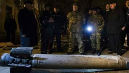 Порошенко ночью приехал в обстрелянный Краматорск
