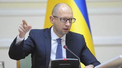 Україна отримає 25 млрд доларів від міжнародних партнерів, — Яценюк