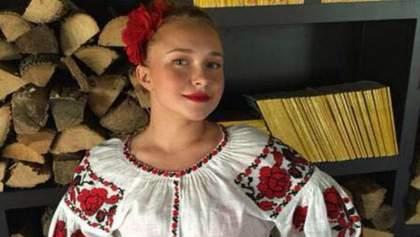 Пенетьєрі у віночку та вишиванці привітала Кличка з Днем закоханих