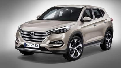 Компания Hyundai анонсировала новый Tucson