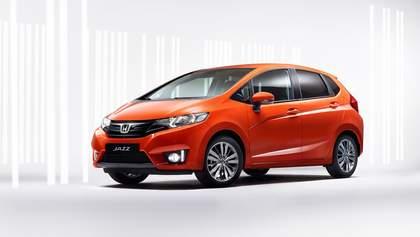 Honda везе до Женеви новий Jazz