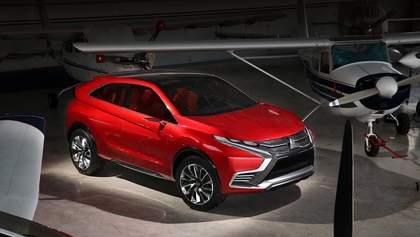 Компанія Mitsubishi натякнула на новий ASX