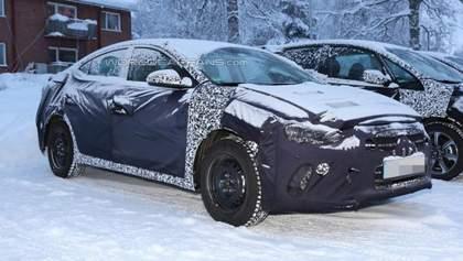 Новый Hyundai Elantra дебютирует во второй половине 2015 года
