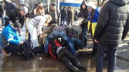 8 постраждалих від вибуху у Харкові досі перебувають в лікарнях, — ОДА