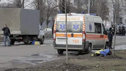 Суд обрав запобіжні заходи для підозрюваних у харківському теракті