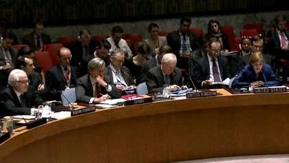 Радбез ООН проведе неформальне засідання щодо Криму