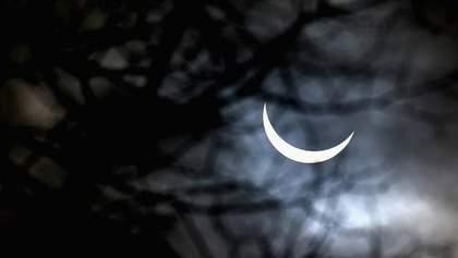Як побачили повне сонячне затемнення в Європі