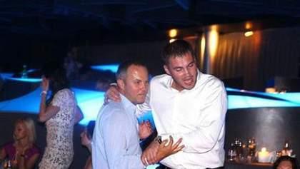 Оточення Януковича-молодшого ігнорує його смерть