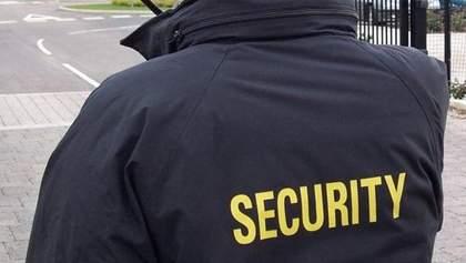 Аваков дав 24 години приватним охоронним фірмам, щоб здати зброю