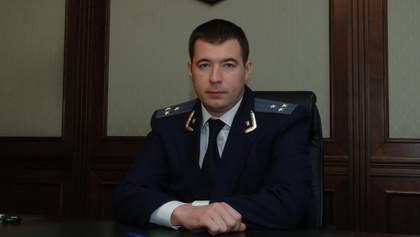 Прокурора Києва Юлдашева люстровано, — Соболєв
