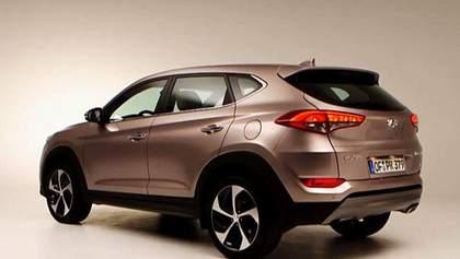 Автотехнологии. Hyundai анонсировала новый Tucson: изменения снаружи и внутри впечатляющие