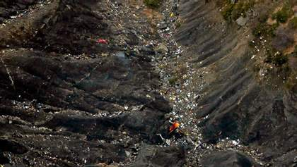 Порошенко висловив співчуття з приводу авіакатастрофи в Альпах