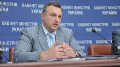 Кабмин уволил руководителя Укрморречинспекции из-за недостоверной информации