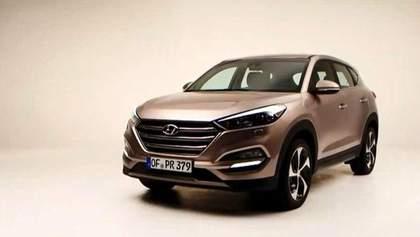 Автотехнологии: Hyundai анонсировала новый Tucson