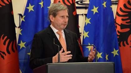 Потепління стосунків Білорусі та ЄС: єврокомісар з розширення вперше за 5 років відвідає Мінськ