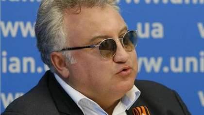 Милиция расследует убийство Калашникова