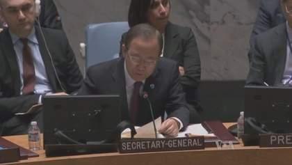 Рішення про миротворців в Україні прийматиме Радбез ООН