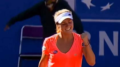 Теннис. Свитолина пробилась в полуфинал соревнований в Марокко