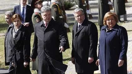 У Європи не може бути співпраці з агресором, — президент Польщі