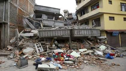 У Непалі після землетрусу з'явилися небезпечні озера
