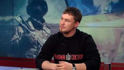 """Українська армія мене шокувала, — росіянин, що став """"кіборгом"""""""