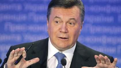 Янукович с сыном снова обжаловал санкции