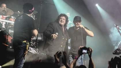Иво Бобул зачитал рэп на Дне рождения ТНМК