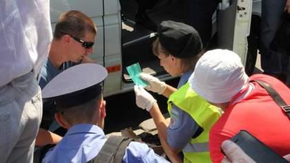 Черниговская милиция отправила фальшивые печати с 205-го округа на экспертизу