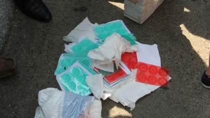 Аваков сообщил детали о фальшивых печатях в Чернигове