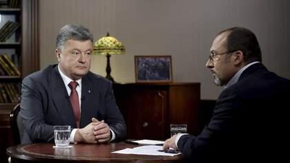 Порошенко увидел возвращение Украины во времена Януковича