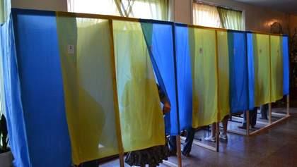 Выборы в Чернигове: на участках пусто