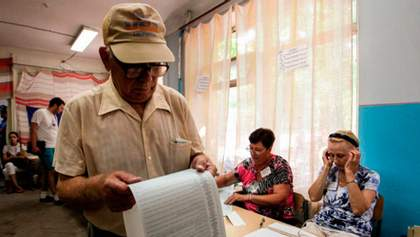 Председатель ЦИК доволен выборами в Чернигове, наблюдатели — нет
