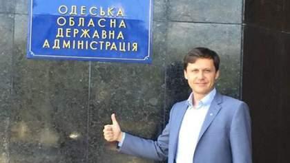Екс-міністра екології не взяли на роботу до Саакашвілі