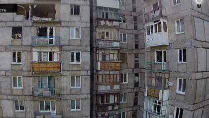 У переселенцев требуют деньги за квартиры, оставленные на оккупированных территориях