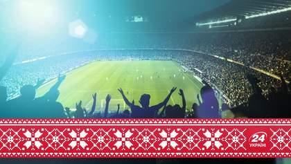 24 спортивных триумфа Украины