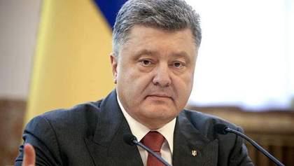 Порошенко пообіцяв гроші на відбудову низки міст Донбасу