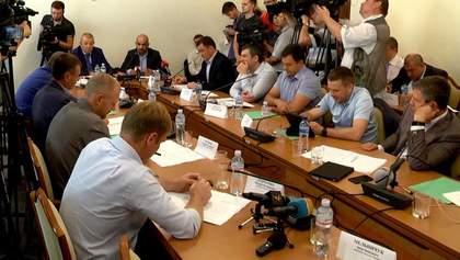 """Силовики знали о встрече """"Правого сектора"""" и людей Ланьо, — Пацкан"""