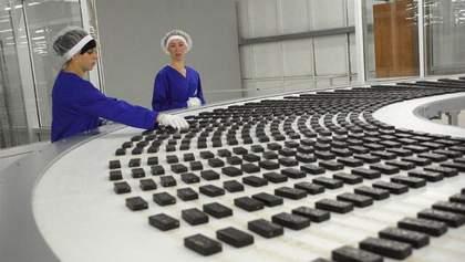 СБУ решила, что российские конфеты опасны для украинцев