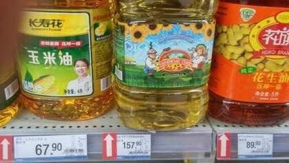 Украинские товары заполонили мировые супермаркеты