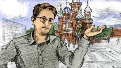 Сноуден різко розкритикував Росію