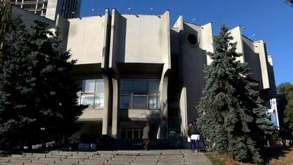 Скандал в медичному університеті імені Богомольця