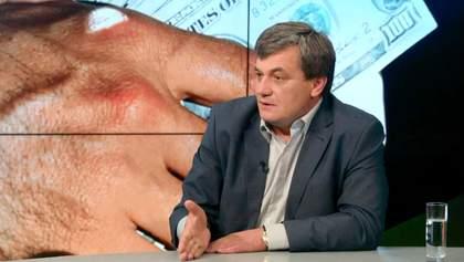 Про підкуп виборців у Чернігові розповів кандидат у мери