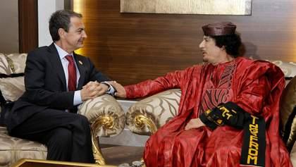 Минуло 4 роки з дня смерті Каддафі