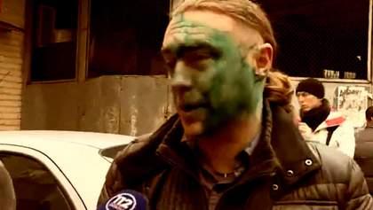 """Как свободовец Мирошниченко """"позеленел"""""""