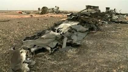 Посторонний звук на черном ящике российского самолета зафиксировали египетские следователи