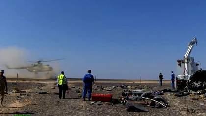 Какая версия катастрофы российского лайнера над Синаем наиболее вероятна