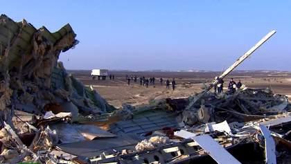 Египет и Россия скрывают некоторые данные о крушении самолета А-321, — СМИ