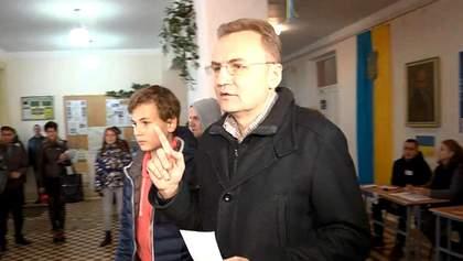 Как происходят выборы во Львове