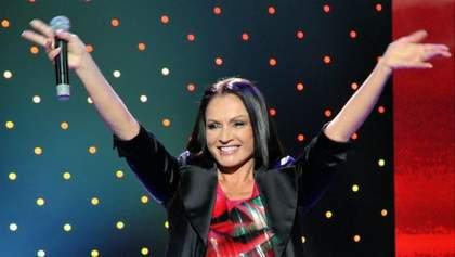 Софія Ротару привітає росіян з Новим роком